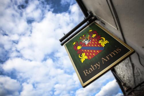 Raby Arms Pub Hart