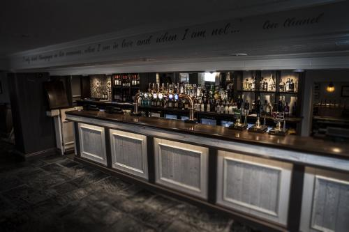 Bar at the Raby Arms