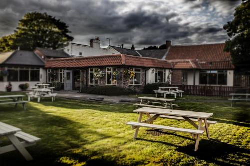 Raby Arms beer garden