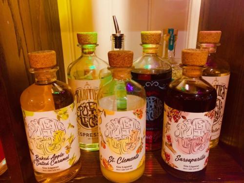 Poetic License Gin Range