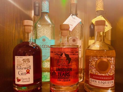Flavoured Gin Liqueurs